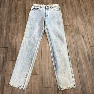 VTG 90S LEE STORM RIDERS MADE IN USA JEANS